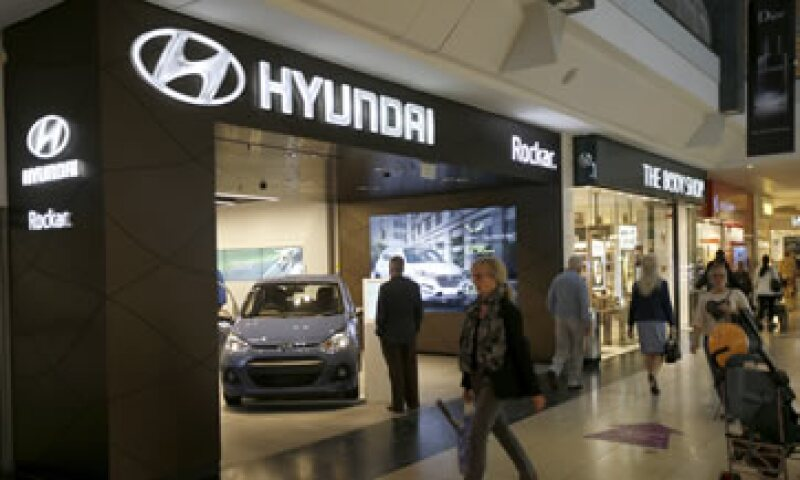 Hyundai también ampliará la garantía del bloque motor a 10 años o 193,000 kilómetros recorridos (Foto: Reuters )