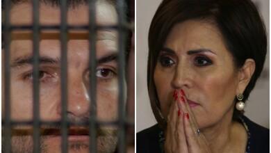 Carlos Ahumada y Rosario Robles