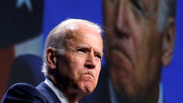 Joe Biden se ha pronunciado anteriormente contra los ataques sexuales en instalaciones universitarias.