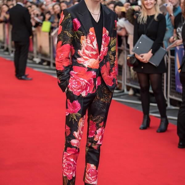 'Beautiful Boy' premiere, BFI London Film Festival, UK - 13 Oct 2018