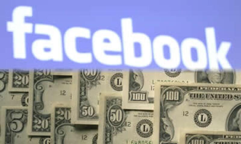 Las más recientes negociaciones de los papeles de Facebook en los mercados privados la valoran en cerca de 85,000 millones de dólares. (Foto: Especial)