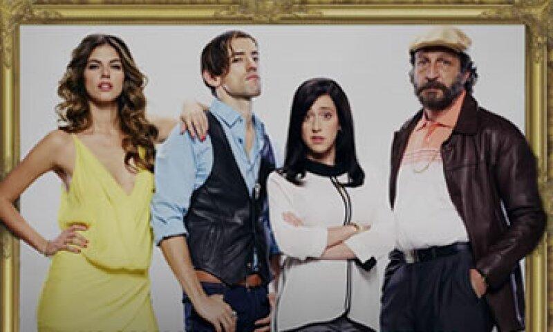 Club de Cuervos es una de las apuestas de Netflix para el mercado latino. (Foto: Netflix)