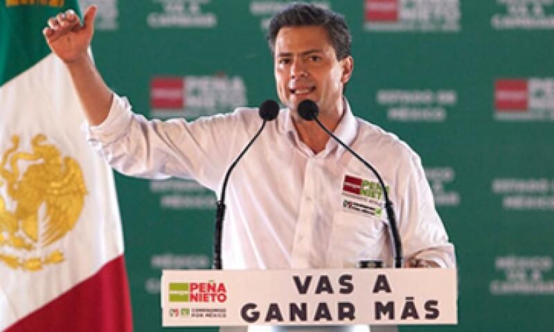 El artículo sobre los tratos de Enrique Peña Nieto y Televisa muestra documentos que ya han sido desmentidos, indica la televisora. (Foto tomada de enriquepenanieto.com)