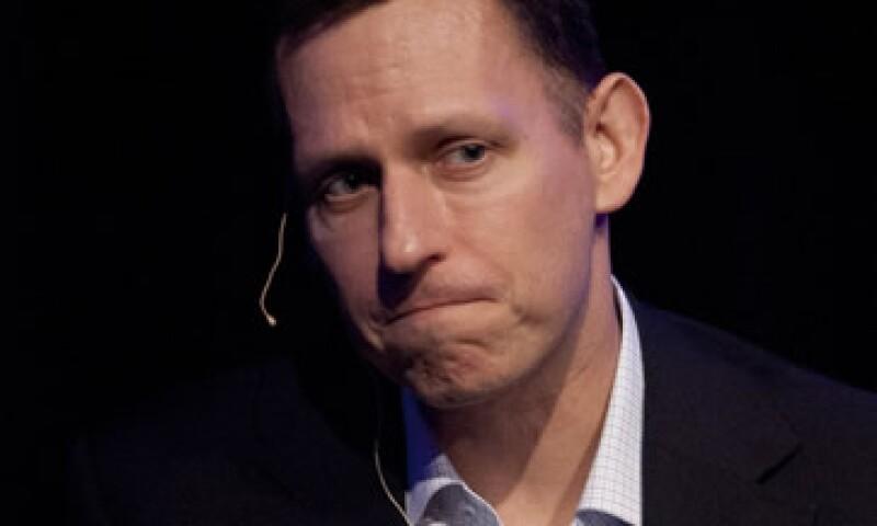 Thiel y sus fondos de inversión vendieron 16.8 millones de acciones en la Oferta Pública Inicial. (Foto: AP)