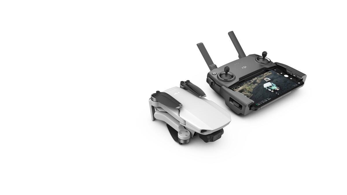 Mavic Mini, el dron más pequeño de DJI