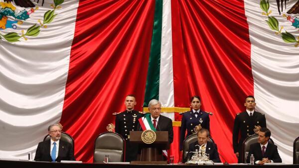 AMLO Banderas