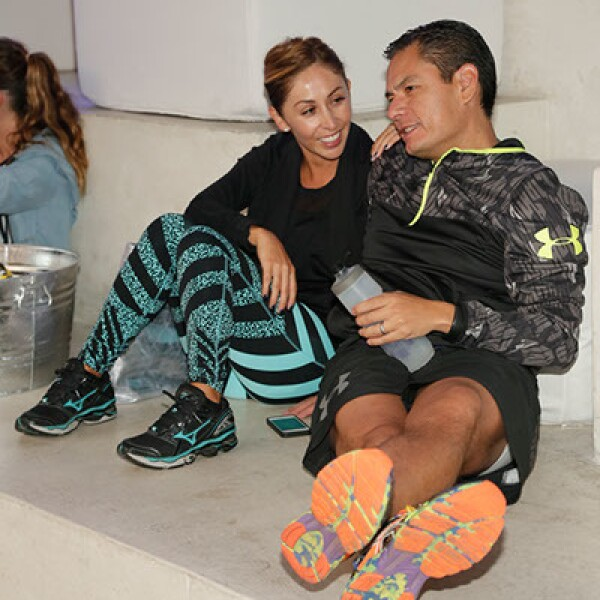 Gabriela y Luis Melo