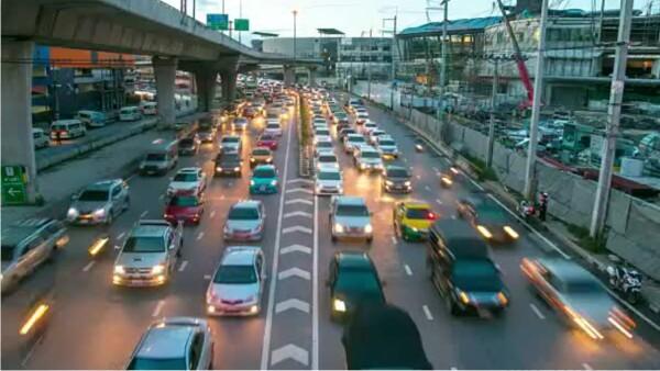 Estas son las 10 ciudades con el peor tráfico en América Latina