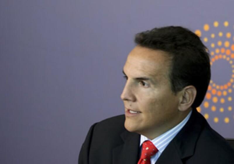 El director general de Homex, Gerardo de Nicolas, dijo que la empresa tiene un equipo que estudia oportunidades en el extranjero. (Foto: Reuters)
