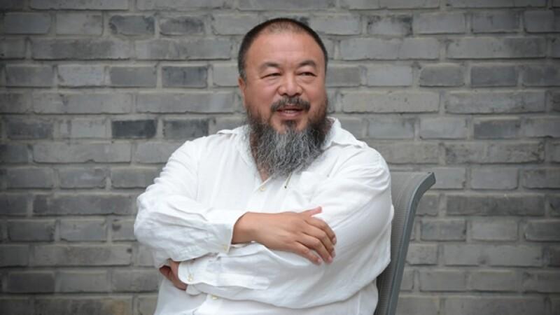 Ai Weiwei artista chino disidente
