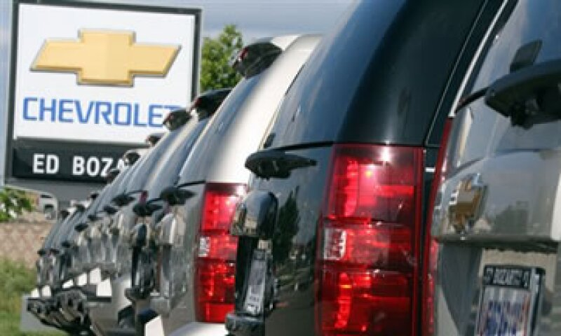 Las ventas para Norteamérica aumentaron 3.2% a casi 3.02 millones de vehículos.  (Foto: AP)