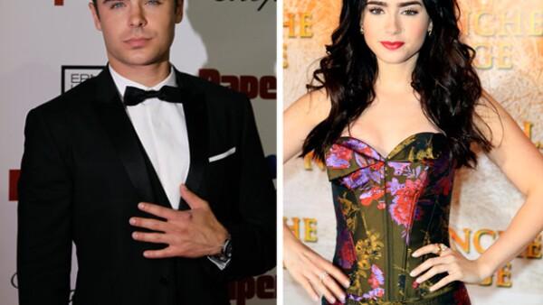 Diversas fuentes aseguran que el guapo actor estadounidense terminó su relación de pocos meses con Lily Collins.