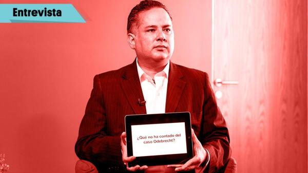 Lozoya recibió 16 mdd de Odebrecht según inculpados: Santiago Nieto