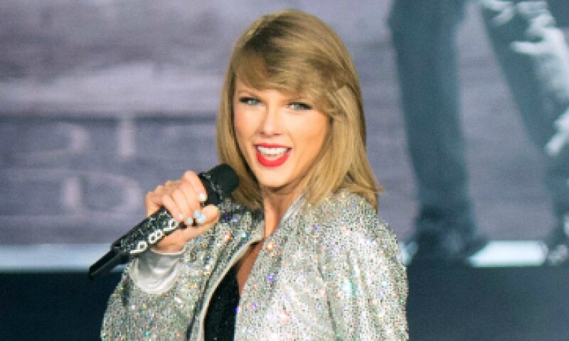 Taylor Swift es una de las contendientes a canción del verano con su éxito 'Bad Blood'. (Foto: Getty Images/ Archivo)