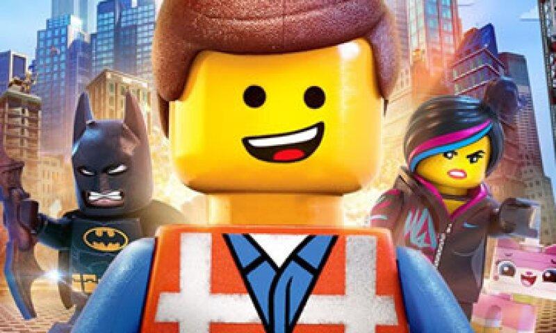 La película de Lego estuvo nominada al Oscar por Mejor Canción. (Foto: tomada de Facebook/TheLegoMovie )