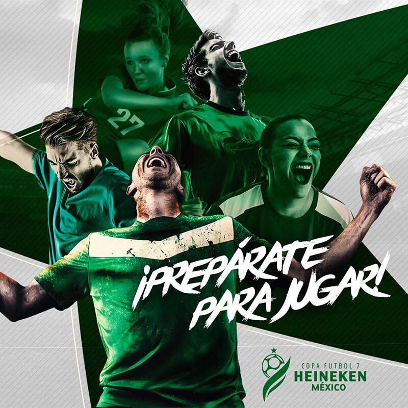 4e77469ab50 El torneo de futbol de Heineken en el que debes participar