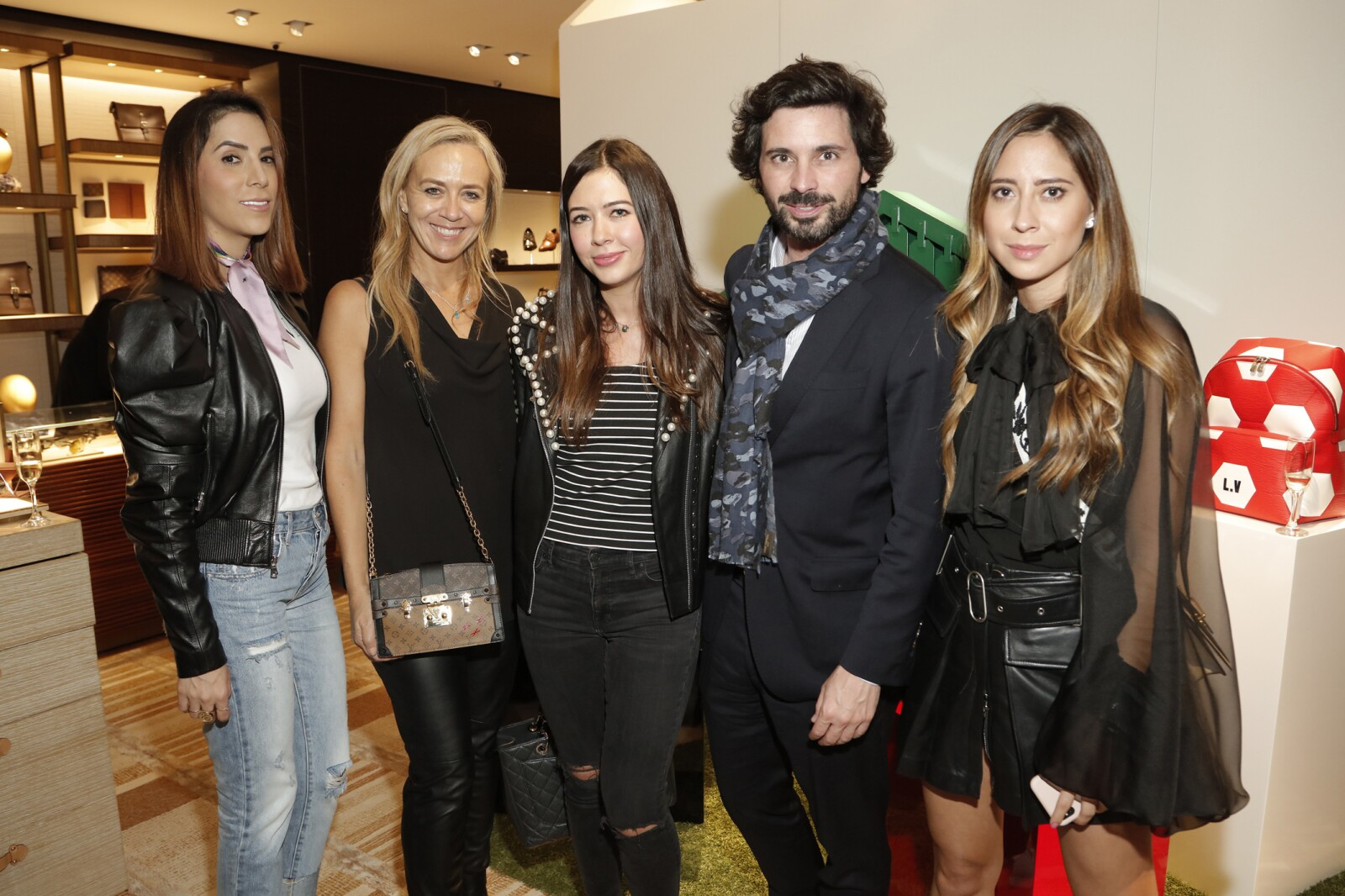 Evento de Louis Vuitton