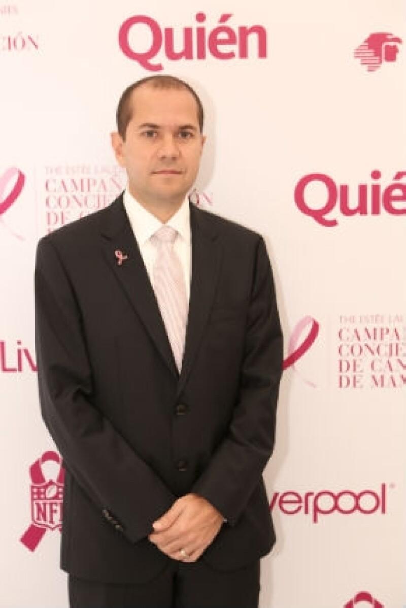 Gabriel Navarro, Director General Adjunto de Grupo Expansión.