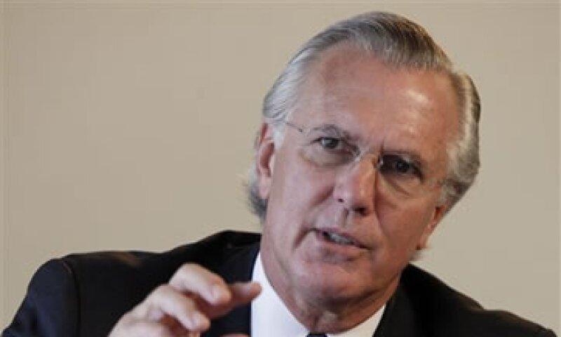 Richard Fisher ha estado en desacuerdo con las últimas medidas de estímulo de la Fed. (Foto: AP)