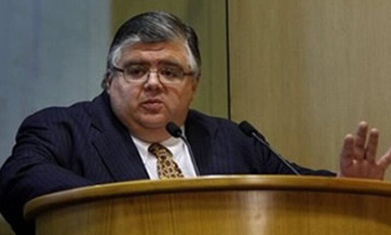 Carstens dijo que algunas variables económicas de México han sido mejores que las de EU. (Foto: Archivo)