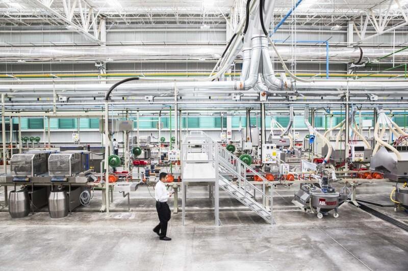 Sector manufacturero - manufactura - tecnología - innovación - ciberseguridad