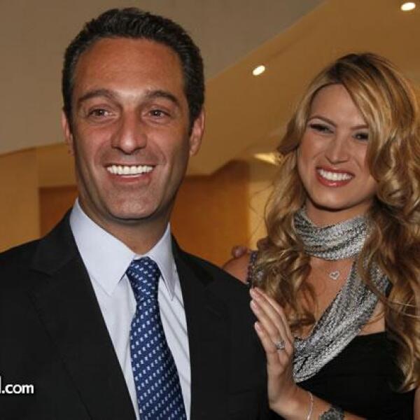 Carlos Slim Domt y María Elena Torruco en la presentación del libro de Miguel Torruco