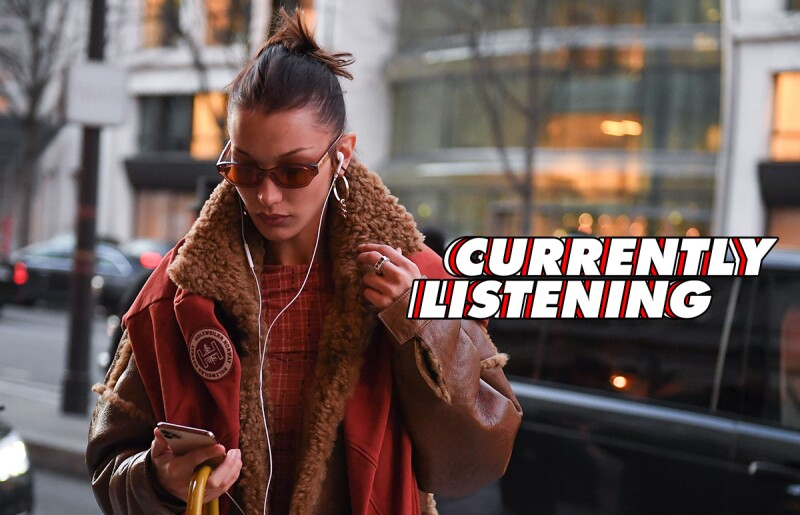 Bella Hadid out and about, Haute Couture Fashion Week, Paris, France - 20 Jan 2020