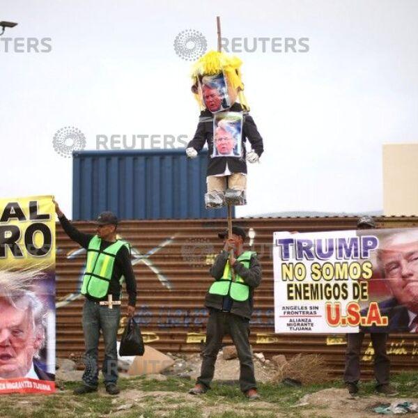 Burlas contra Trump
