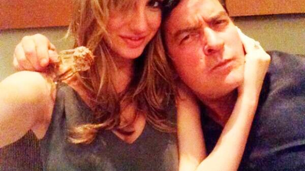 El polémico actor ha sido grabado amenazando con pagar a alguien para que diera una paliza a su exprometida Brett Rossi.