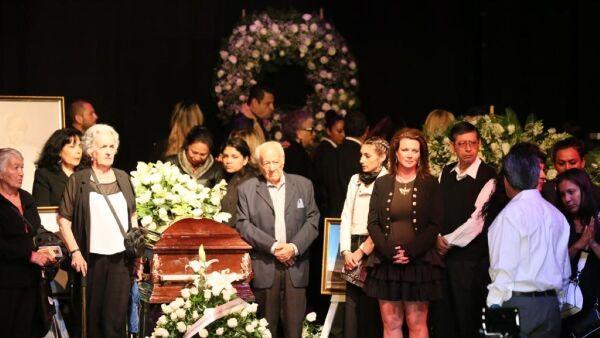 Homenaje Edith González