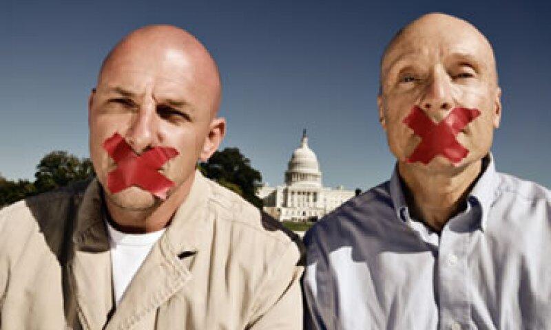 Los legisladores aprobaron mantener oculto el sentido de su voto en la reforma al código tributario hasta 2064. (Foto: Getty Images)