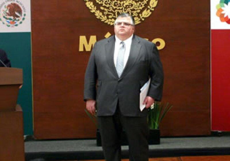 Agustín Carstens tuvo su primera aparición como Gobernador del Banco de México.  (Foto: Archivo)