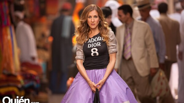 Este look de Sarah Jessica Parker de Sex and The City es el favorito de todas las fashionitas #trendy.