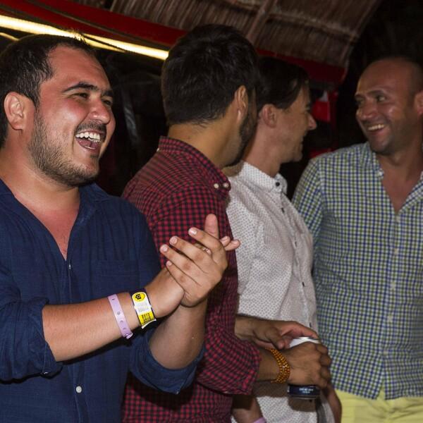 Gran diversión en Cancún