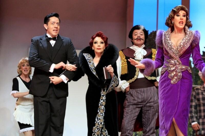 La Fierecilla tomada es una nueva propuesta a los musicales teatrales.