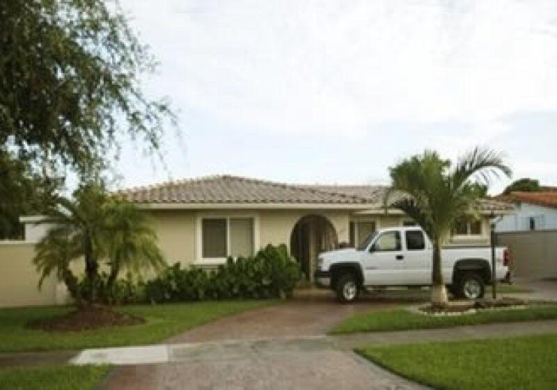 La casa donde creció González se ubica en Miami. (Foto: AP)