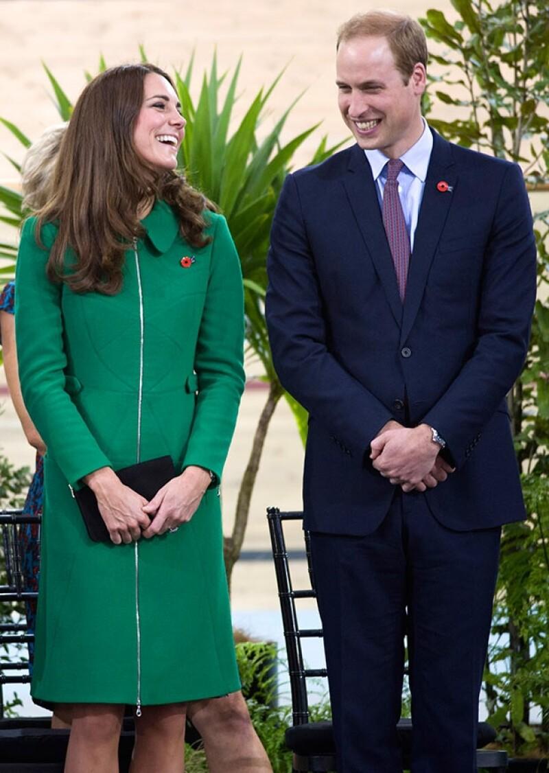 Durante su tour por Nueva Zelanda y Australia, Kate y Guillermo han demostrado su gran carisma, hecho que los ha llevado a conquistar a cada paso que dan.