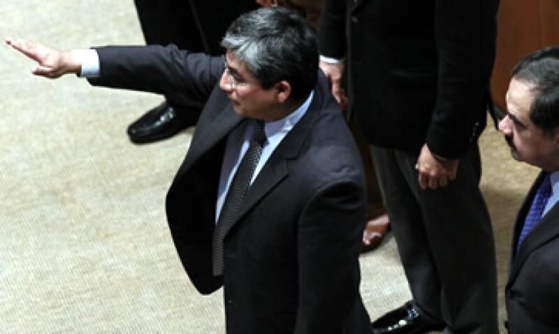 Martínez Chombo trabajó previamente en la Cofetel. (Foto: Cuartoscuro)