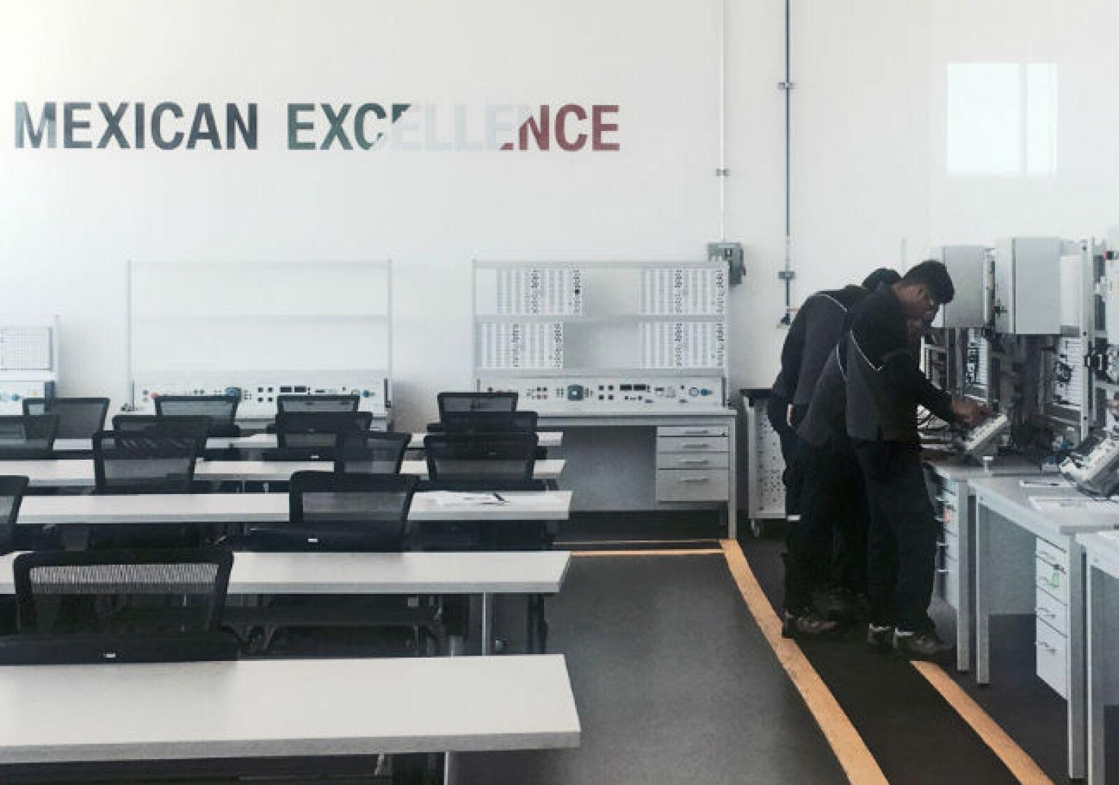 Centro de Entrenamiento de BMW 4