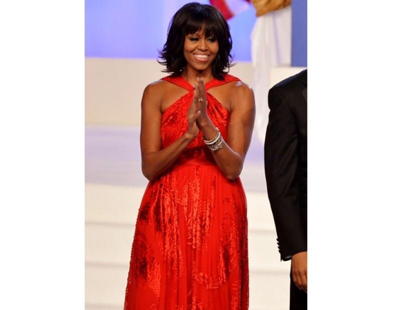 Los looks de Michelle suelen recibir buenas críticas.