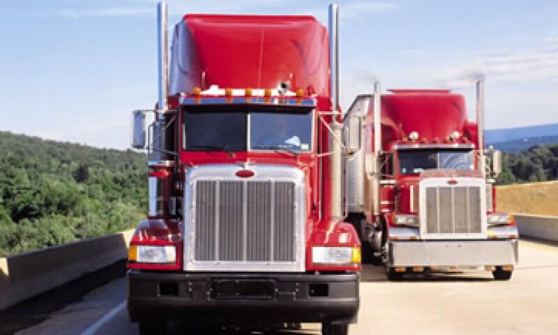Washington aprobó el viernes pasado la entrada de la primera empresa mexicana de camiones. (Foto: Thinkstock)