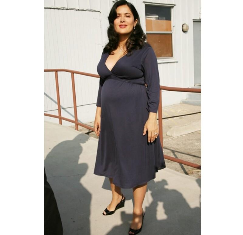 Hay famosas que hacen `oidos sordos´ ante las críticas por el peso que acumularon durante su embarazo. Ellas disfrutaron su gestación y se dieron el tiempo para retomar su figura.