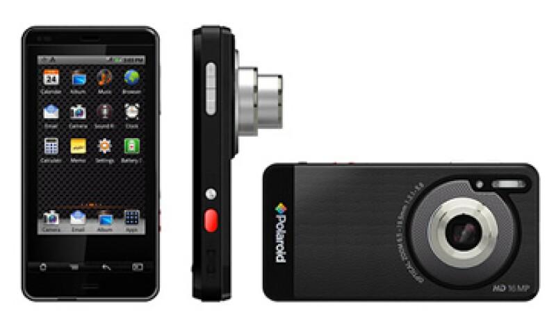 Polaroid aún no determina el precio ni la fecha de lanzamiento del equipo SC1630.   (Foto: Cortesía CNNMoney)