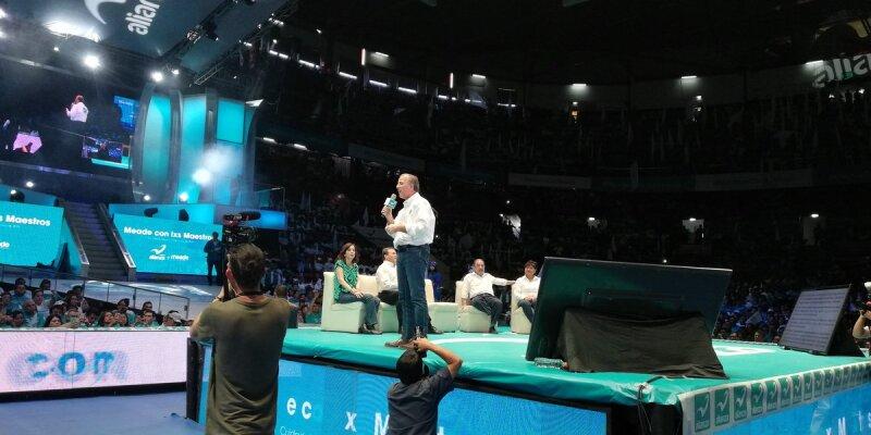 Desde la Arena México