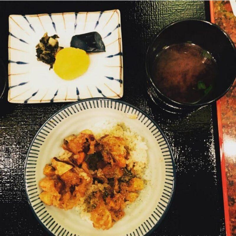 Gwyneth ama la comida japonesa.