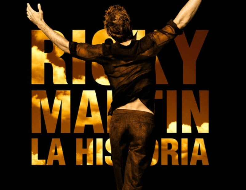 Con Ricky Martin colaboró dos veces.