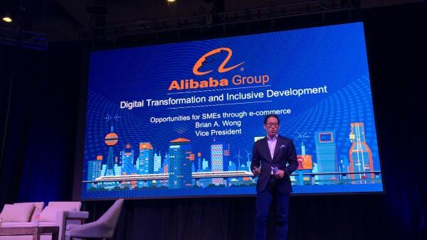 Alibaba en México