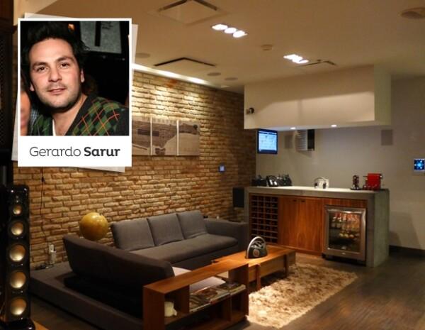 Showroom de Control4 por Gerardo Sarur