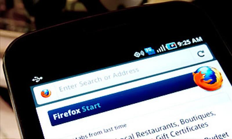 El sistema de Mozilla tiene una desventaja importante porque las aplicaciones web no pueden acceder al procesador del teléfono y algunas son lentas. (Foto: Cortesía CNNMoney)