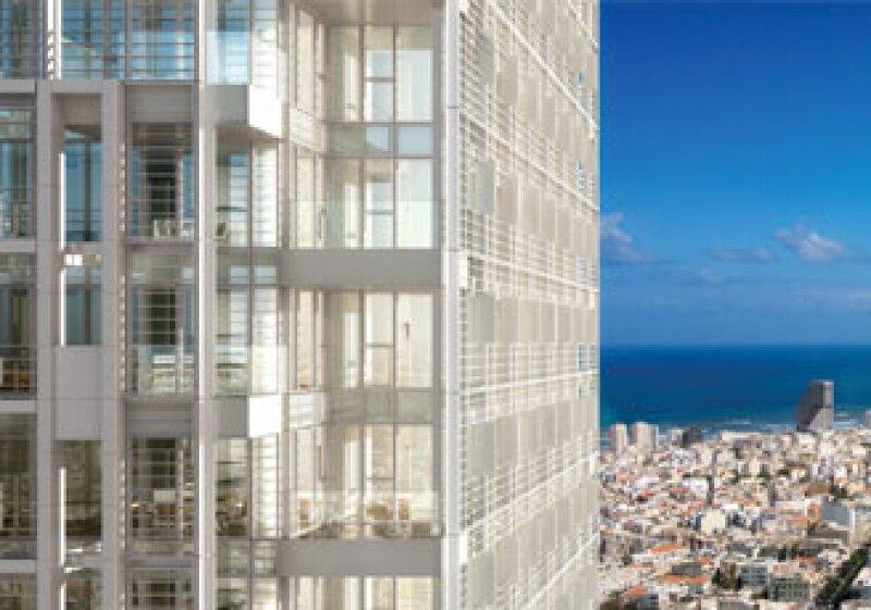 El edificio comenzó su construcción en 2007. (Foto: Cortesía Richard Meier & Partners Architects)